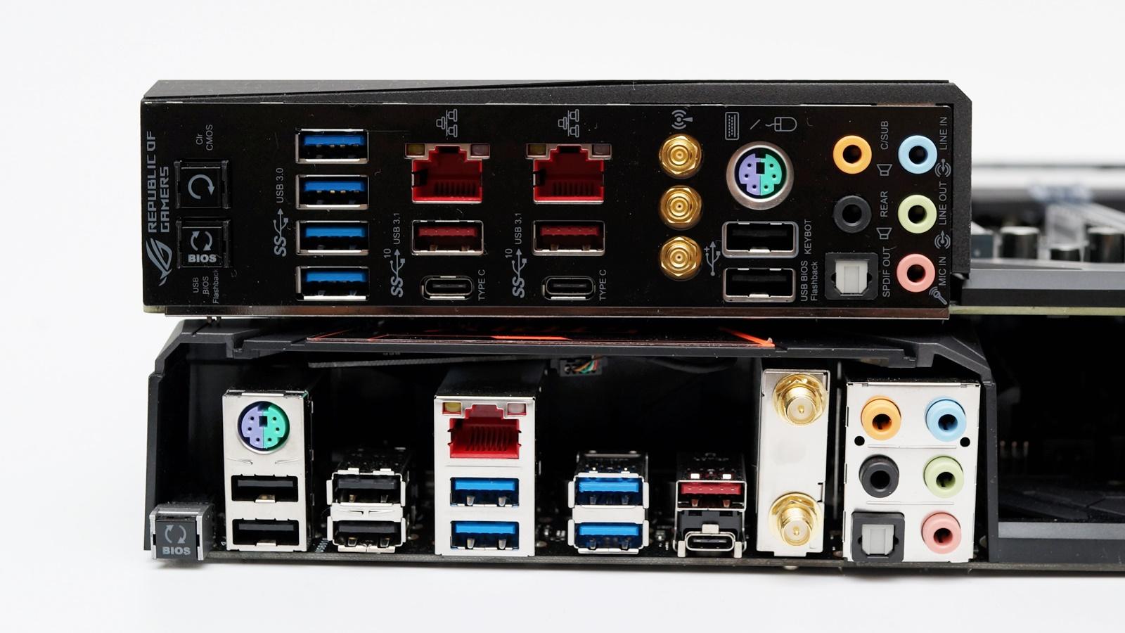 Xf 10asus Rog Rampage V Edition 10 Asus Motherboard 10strix X99 Gaming Io