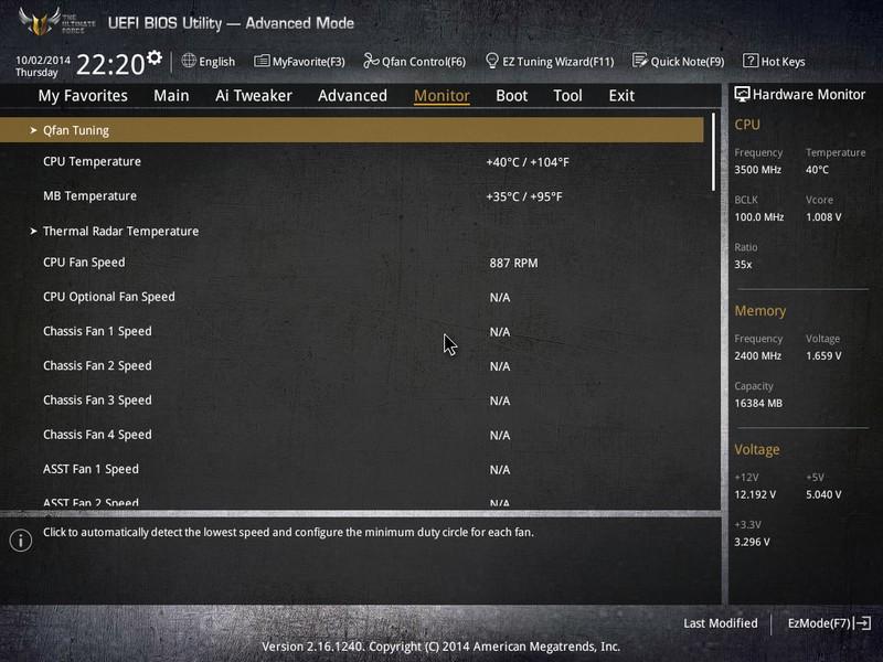 [XF] 軍規裝甲加持 穩定效能組合 ASUSSABERTOOTH Z97 MARK I 評測