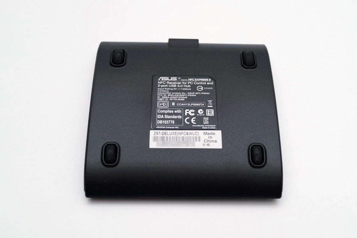 [XF] 5向全方位設計 建構功能完善效能平台ASUS Z97-DELUXE(NFC&WLC)評測
