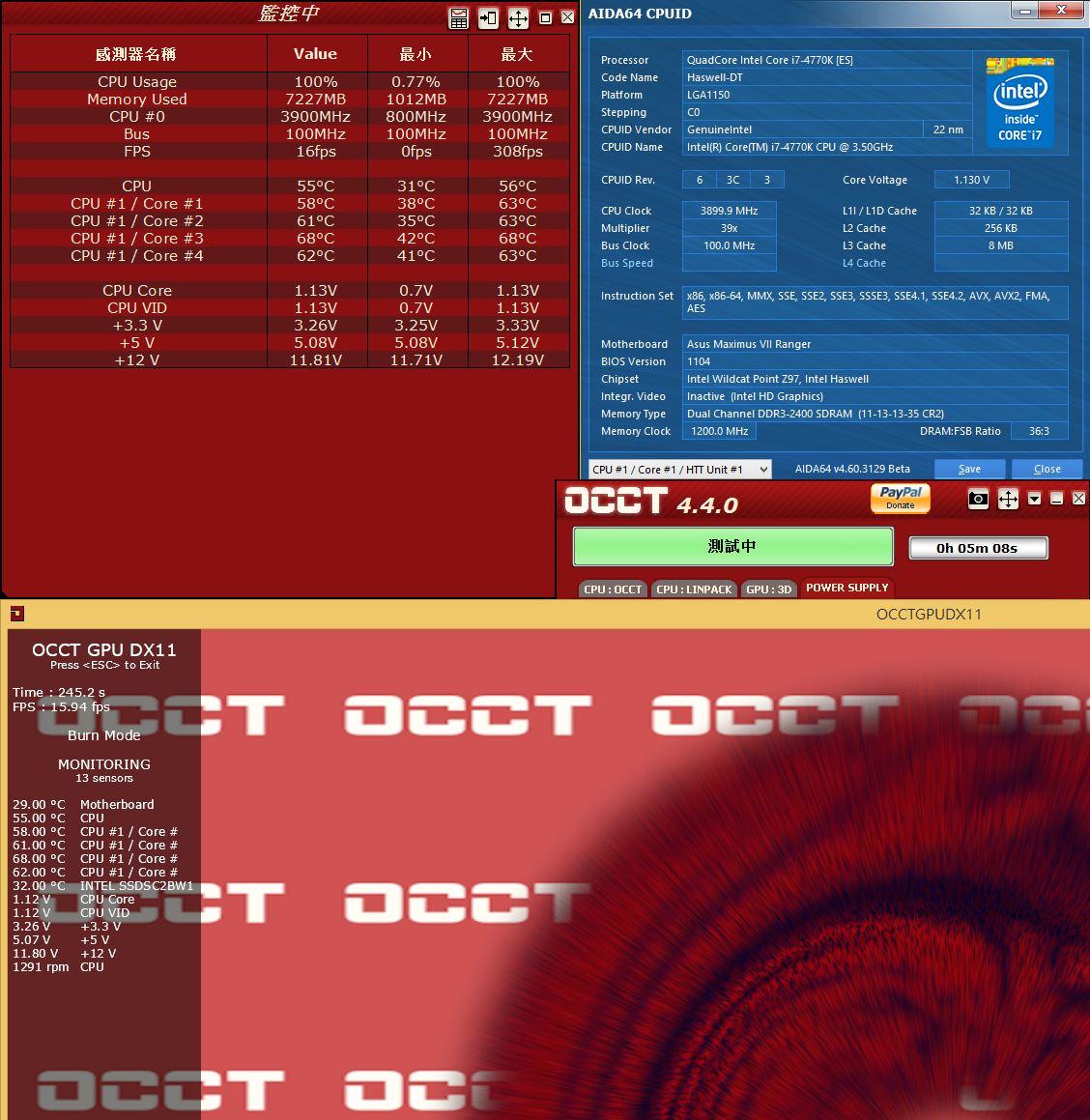 [XF] 編織繩上身展現高效率 模組化電源再進化BitFenix FURY 550G 550W評測