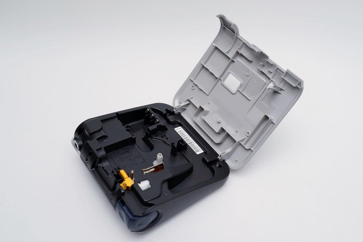 [XF] 文書小幫手 Brother PT-1280 輕巧型中英日文標籤印字機 開箱簡測