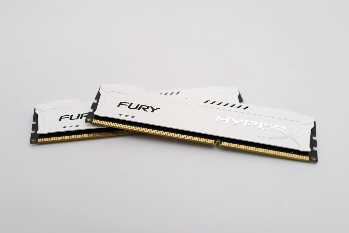 [XF] 電競狂潮 能效暴者 Kingston HyperX Fury DDR3 1866 8G kit評測