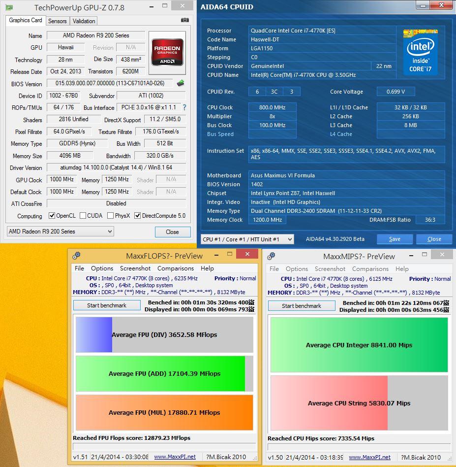 [XF] 電競狂潮 能效暴者 Kingston HyperX Fury DDR3 1866 8G kit評測