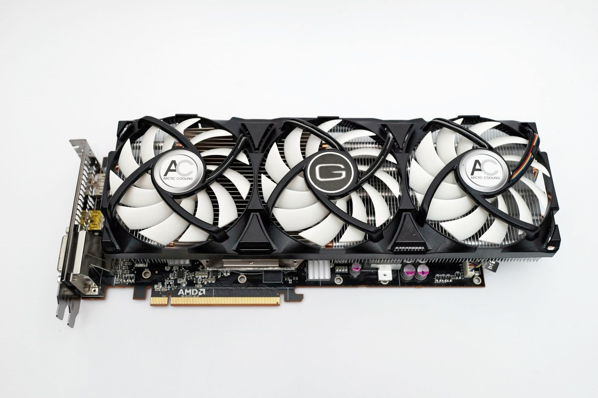 [XF] 顯示卡熱情難卻 換個散熱器診治一下吧!! AMD R9 290X換裝AC XTREME AC3 實測