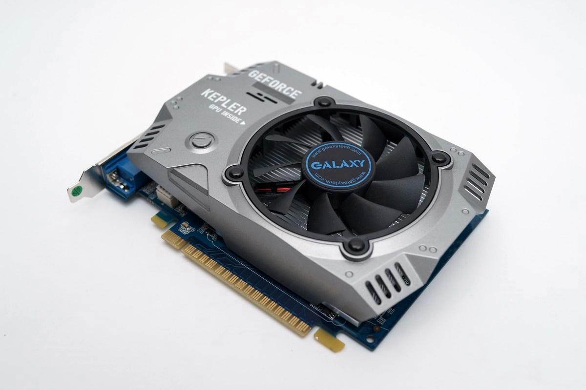 [XF] 充實7系列產品線 Kepler再展重生身價GALAXY GeForce GT 740 1G 評測