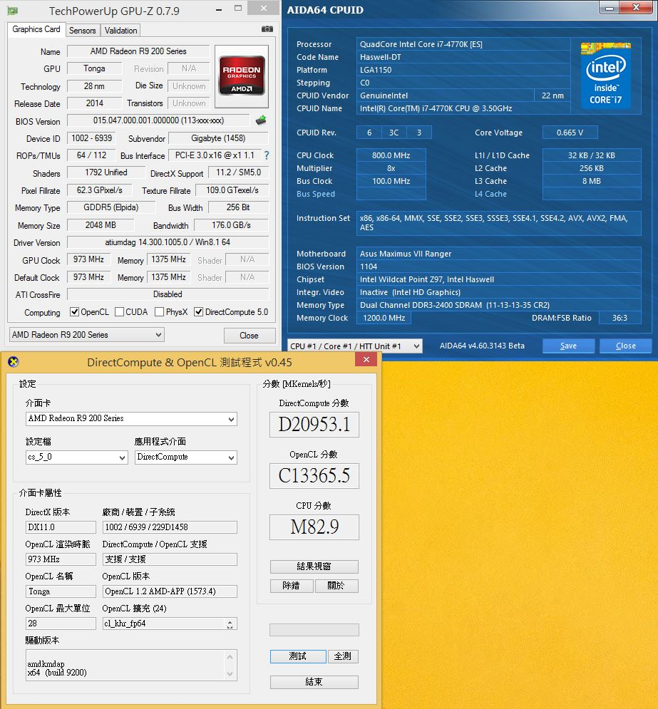 [XF] GCN新世代開拓者 精進的能耗比 GIGABYTE R9 285 2GB WINDFORCE 評測