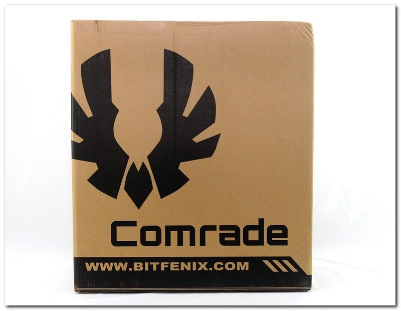 [XF]BitFenix Comrade 機甲兵:實惠至上且高性價比的ATX機殼