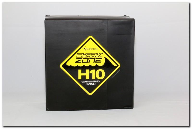 旋剛SHARK ZONE H10,酷炫外觀的國民耳麥