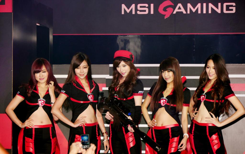 電競、美女,還有新產品! MSI Beat It 2014 Global 全球電競總決賽現場直擊