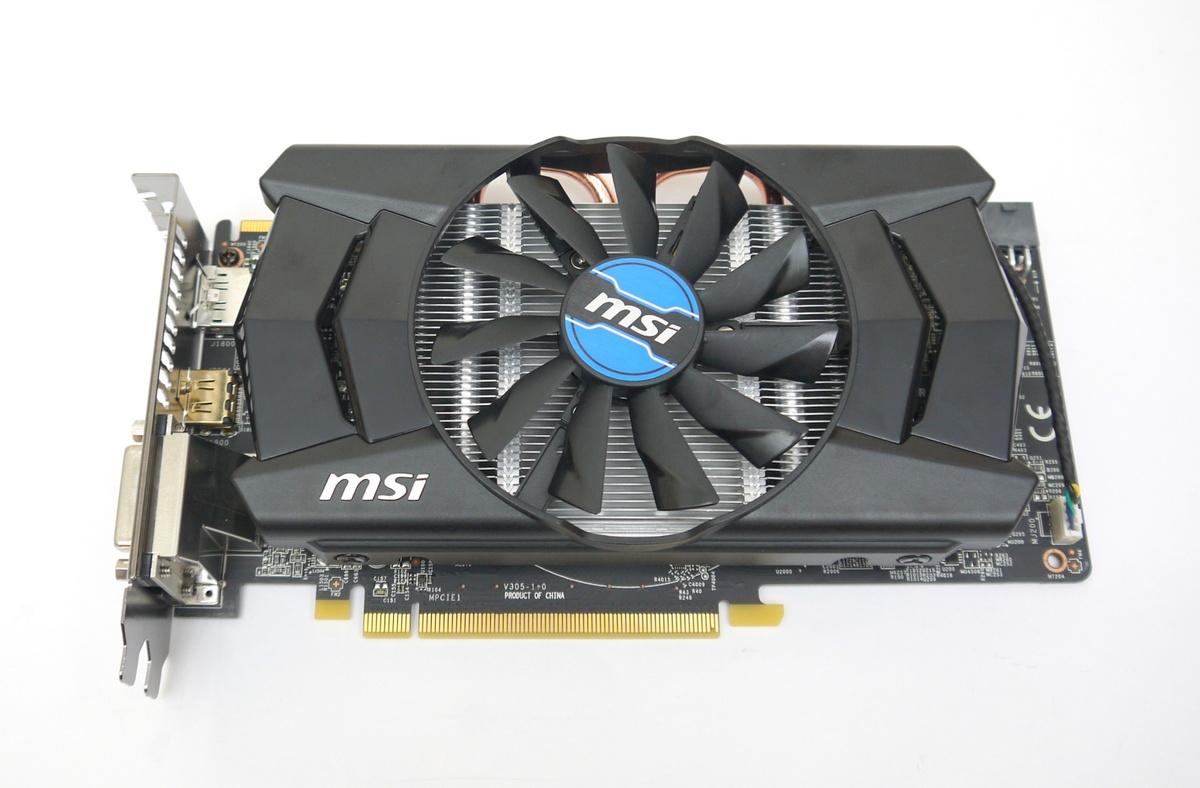 [XF] 中階性能選MSI Radeon R7 265 2GD5 OC