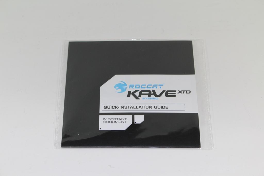 [XF] 震撼力十足-冰豹ROCCAT KAVE XTD電競耳麥