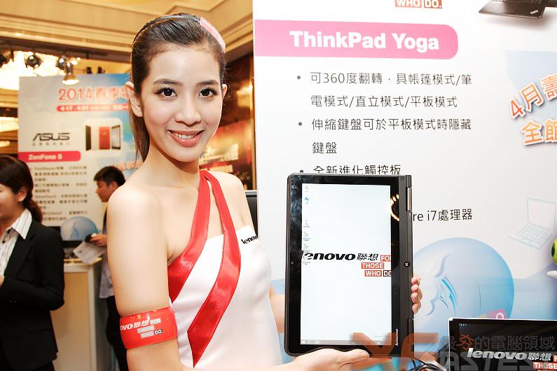 台北春季電腦展多了穿載裝置但傳統新品不多