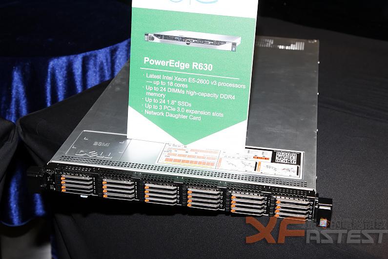 戴爾推出更易於管理的第十三代PowerEdge高效能伺服器