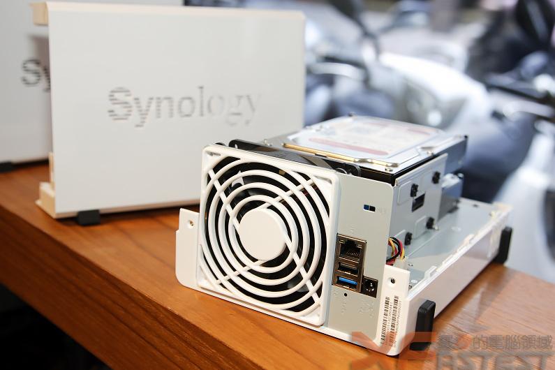 群暉推出可安裝二顆硬碟的DS215j及DSM 5.1正式版