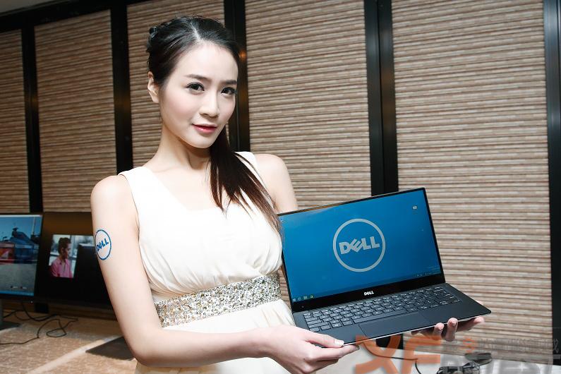 Dell新款超薄邊框的XPS 13體型超輕巧