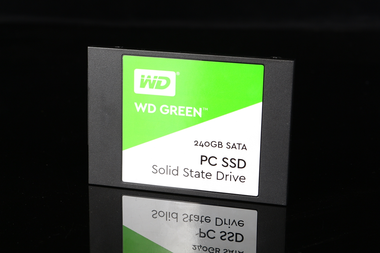 Wd Green Pc Ssd 240gb Sata3 Blue Ssdwd