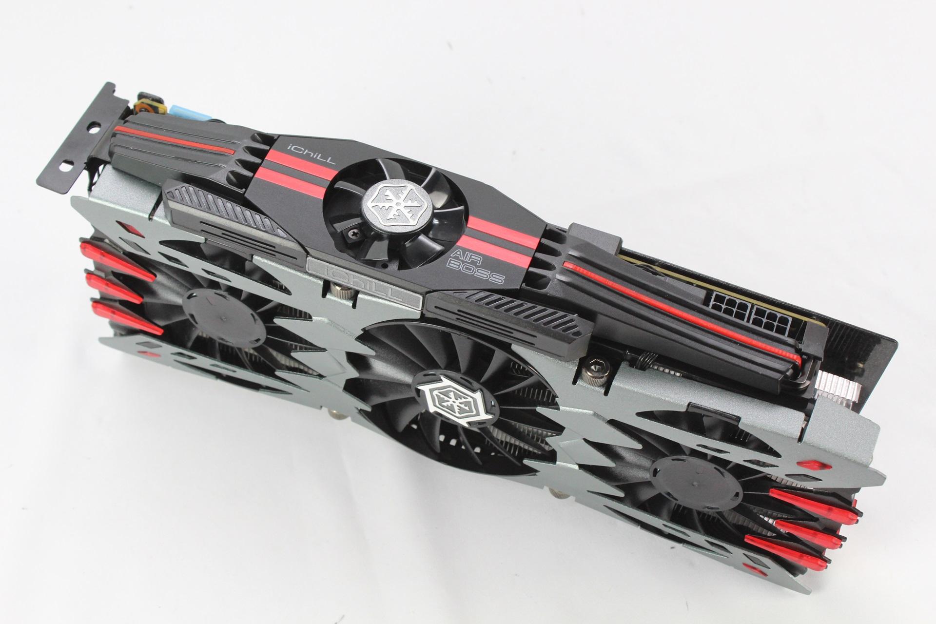 3風扇不夠看!!inno3D ichill GTX970將挾帶四風扇在台威力上市!